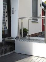 Hebelift :: FH bis 600 mm mit Treppenausgleichspodest