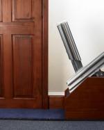 Treppenlift für gerade Treppe :: Treppenlift gerade